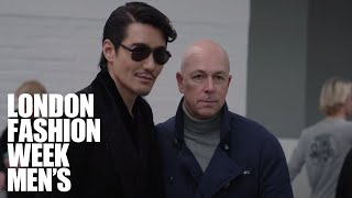London Fashion Week Mens | Day 2 Highlights | January 2020