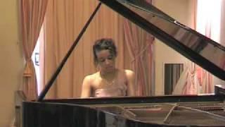 F. Chopin, 1rst Scherzo by Justine Verdier