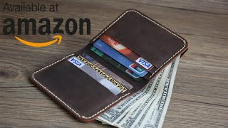 TOP 5 Best Minimalist Wallet On Amazon - Top RFID Credit Card Holder To Buy