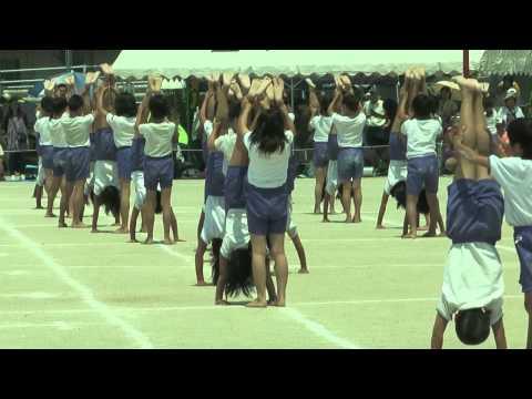 2012小学校運動会 2