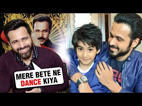 Emraan Hashmi EMOTIONAL REACTION on His Son Ayaan