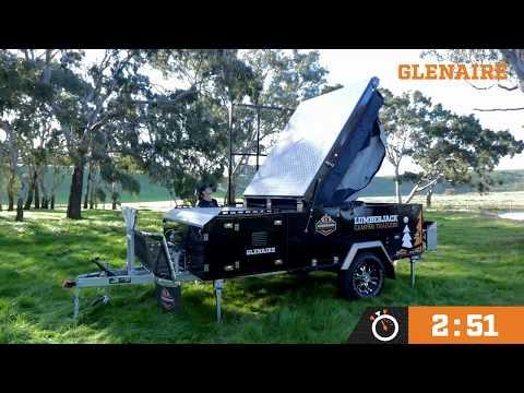Glenaire – Lumberjack Camper Trailers
