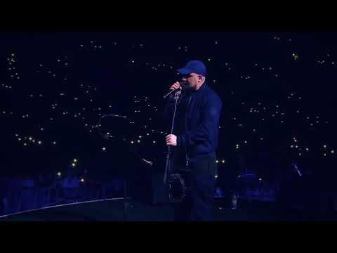 Баста - Мастер и Маргарита (Олимпийский – концерт в 360°) [Official Music [HD] Video] + Текст