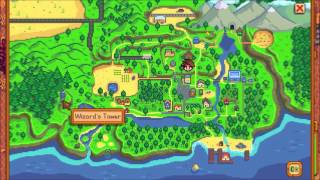 Stardew Valley Tutorial -  Museum and Community Center