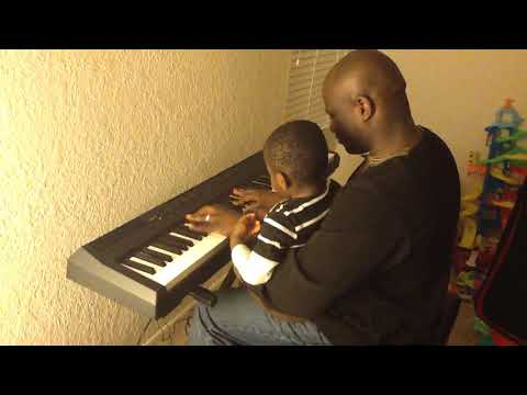 Throw back video 5yrs ago with my first son Eric
