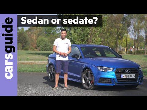 Audi S3 sedan 2020 review