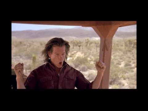 Alright We Just Roll On Out Of Here - Getting The Bulldozer Started - Scene From 1990 Movie Tremors