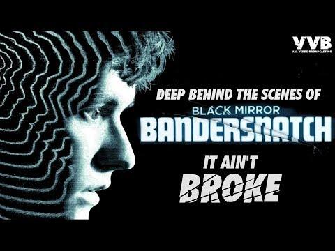 Deep Behind the Scenes of Black Mirror: Bandersnatch