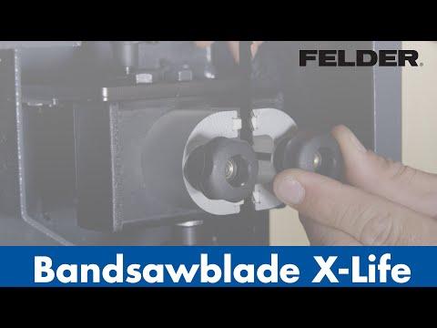 X-Life® – Ceramic Bandsawblade