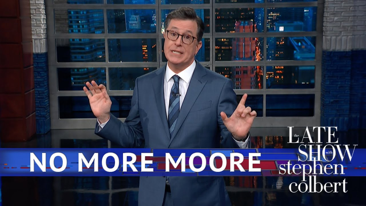 Stephen Moore: From 'All In' To 'All Out' thumbnail