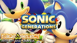 Sonic Trailer Impressions | Sonic Generations - The Dojo (Let's Play)