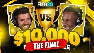 JOSH VS TOBI - SIDEMEN FIFA 20 $10,000 ROYAL RUMBLE FINAL