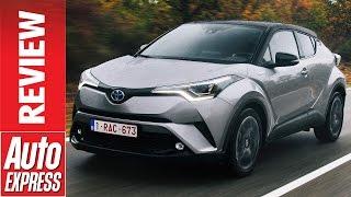 Toyota C-HR 2016 - dabar
