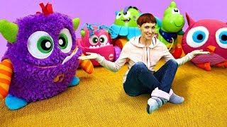 Детский Сад Капуки Кануки  - ХопХоп и Машинки для детей