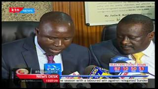 NASA hit the campaign trail with a stop in Kisii to popularise their agenda: News Desk pt 1