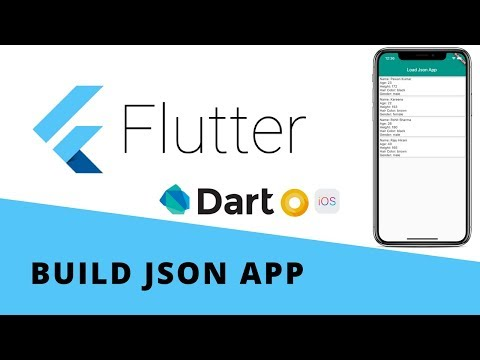 FutureBuilder In Flutter - Building Lists with JSON Data