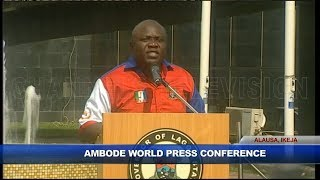 APC Lagos Primary: My Opponent Unfit For Office, Ambode Talks Tough Pt 1