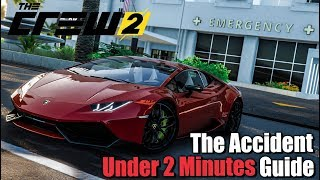 The Crew 2 The Accident Race Finish In Under 2 Minutes Guide