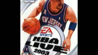NBA LIVE 2003 Soundtrack - Angie Martinez - If I Could Go!