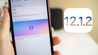 iOS 12.1.2 - GREAT New Feature + Better LTE Connectivity?