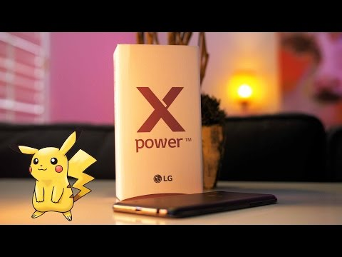 LG X Power Review: The Best Phone for Pokemon Go!