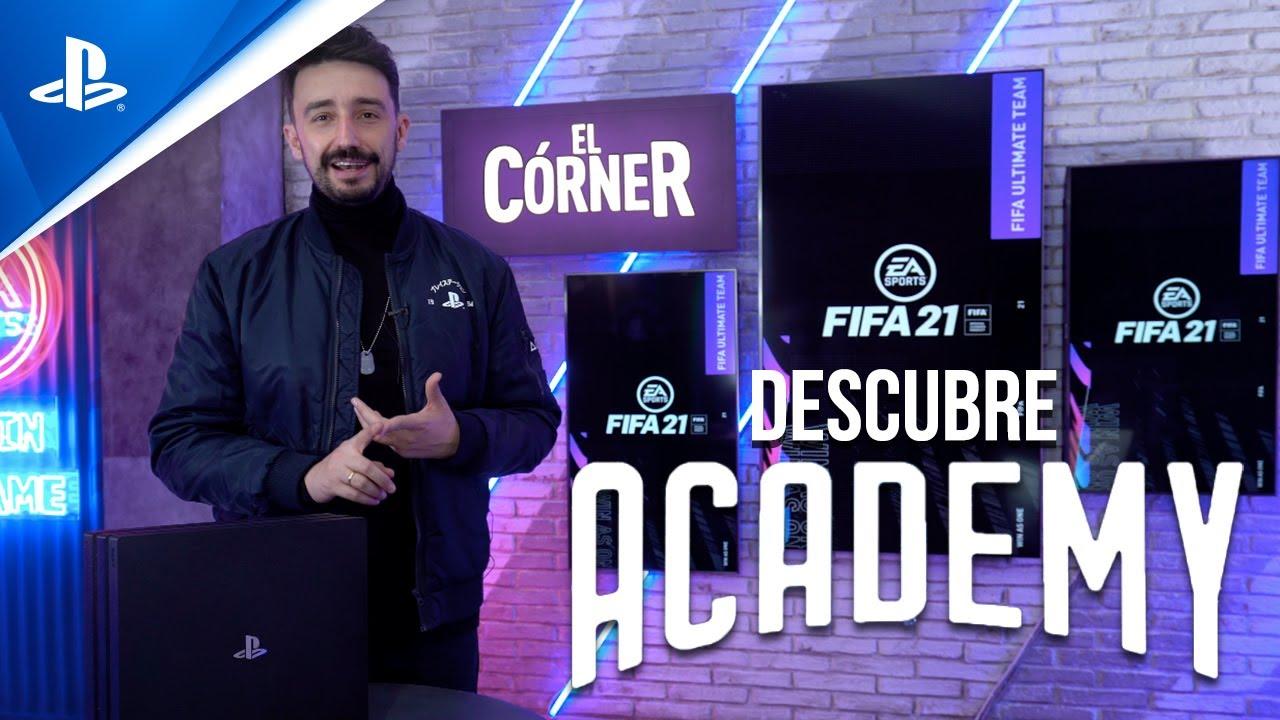 Llega FIFA 21 PlayStation Academy