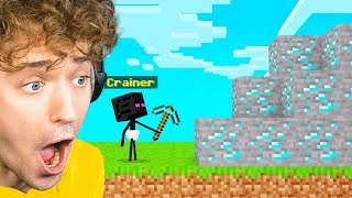 Playing MINECRAFT As A BABY ENDERMAN!