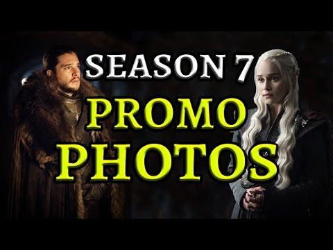 NEW Season 7 PROMO Pics Released! (Game of Thrones)