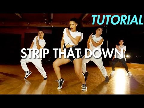 Liam Payne - Strip That Down ft. Quavo (Dance Tutorial) | Mihran Kirakosian Choreography