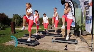 Stepper Workout Teil 1 von Body Coach