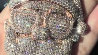 MEEK MILL, BOOSIE, MIGOS, GUCCI MANE, SHOWS 2 MILLION DOLLARS IN JEWELRY