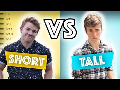 Tall Guys Vs. Short Guys