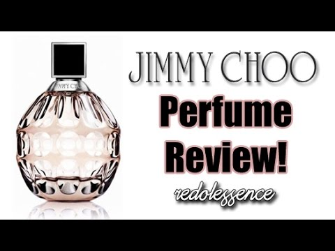 Jimmy Choo for Women Fragrance / Perfume Review