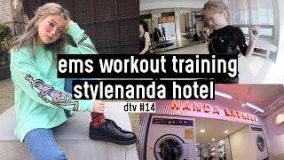 Burn +1000 cals in 20 mins (EMS training), Stylenanda Pink Hotel | DTV #14