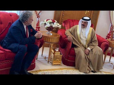 Η ενίσχυση των σχέσεων Ελλάδας-Μπαχρέιν στο επίκεντρο της επίσκεψης Κατρούγκαλου…