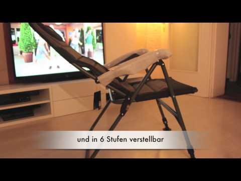 Fox Warrior Arm Chair Carp Anglerstuhl