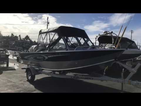 Used 2012 Hewescraft 220 Sea Runner Boat For Sale near Portland and