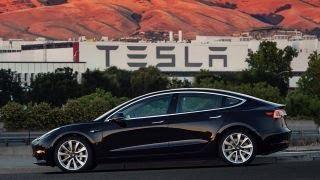 Tesla Model 3 hits major milestone
