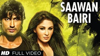 Saawan Bairi Commando Full Video Song | Vidyut Jamwal