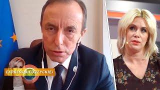Grodzki APELUJE do Szumowskiego: Pomyśl jako LEKARZ, nie POLITYK