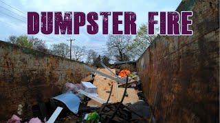Dumpster Fire FPV Rip