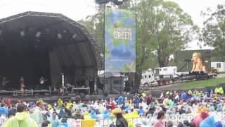 A day on the green, Bowral: Vanessa Amorosi - Hazardous