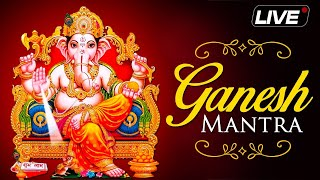 LIVE: Shri Ganesh Mantra: To Remove Obstacles From Life   Shemaroo Bhakti