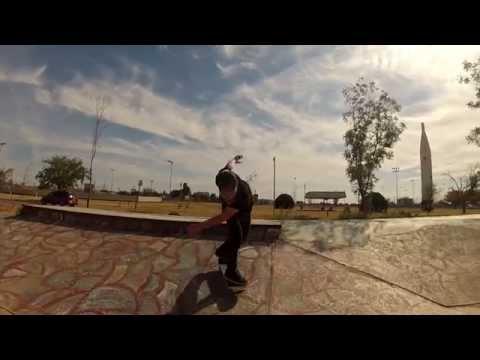 Altus Oklahoma DIY Skatepark