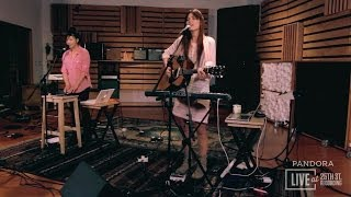 Pandora Live At 25th Street Recording <b>Priscilla Ahn</b>