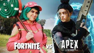 Fortnite vs Apex Legends 2