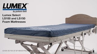 Lumex® LS100 & LS150 Mattress Youtube Video Link