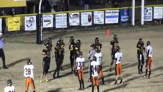 Prairie Grove (14) vs Gravette (35) 2010