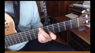 Agua de Beber (Antonio Carlos Jobim) - How to play! - Raffaello Gianfranco
