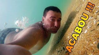 ACABOU ... [FÉRIAS] DAILY RIC #40